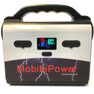 MobilePower Portable Power Bank