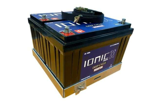 Ionic Battery Tray Large